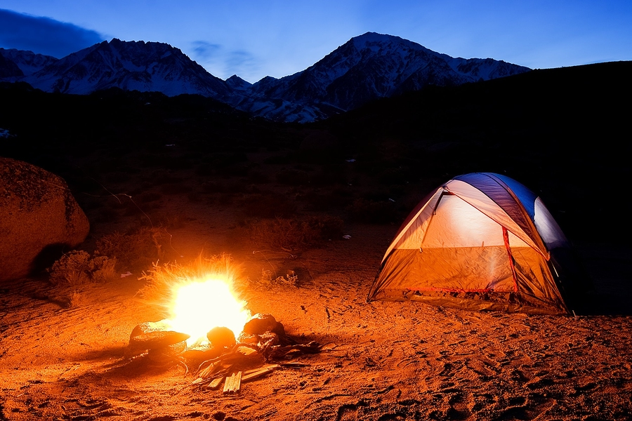 Summer Camping Basics In Florida