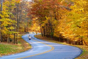 Fall Motorcycle Insurance